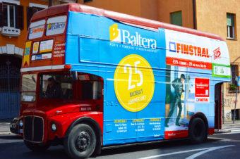 Pubblicità Roma: Baltera – Finstral