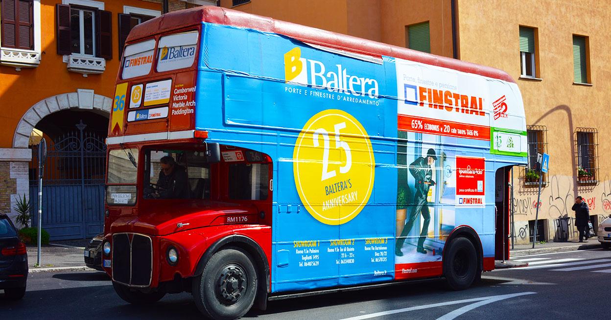 Road show finstral e baltera for Baltera roma