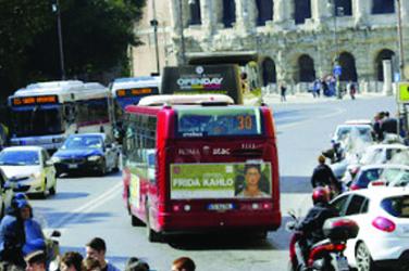 Costo pubblicità Roma