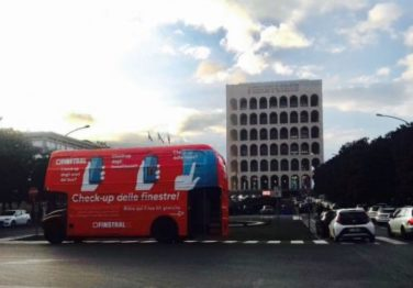 London Bus Roma