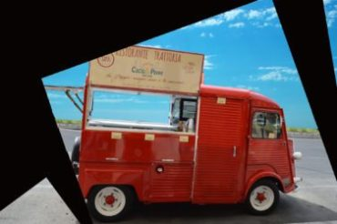 Guerrilla marketing on the road  firmata da Cacio&Peppe