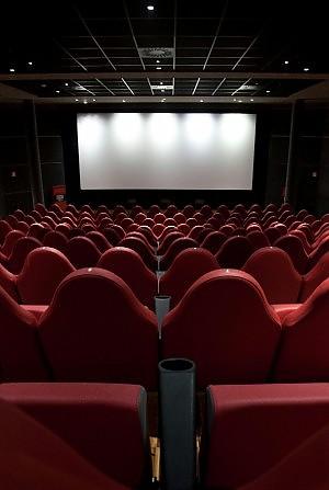 Pubblicità al cinema