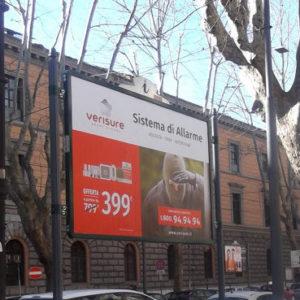 Affissioni Roma e Milano