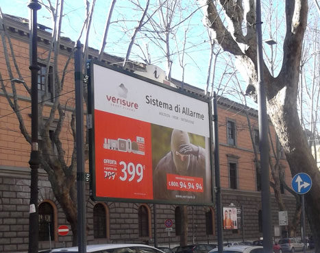 affissioni roma