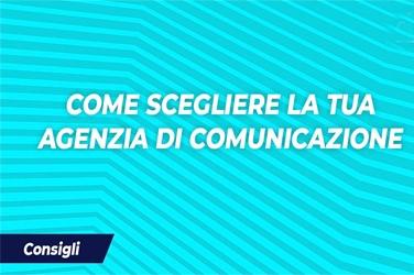 CACCIA ALL'  AGENZIA DI COMUNICAZIONE GIUSTA