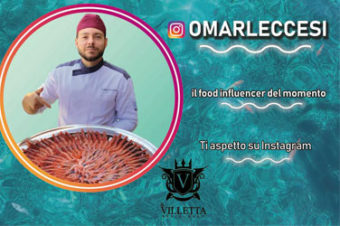 CAMPAGNA OUTDOOR PER FOOD INFLUENCER OMAR LECCESI