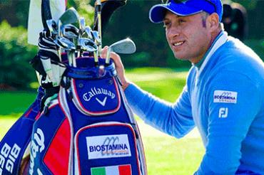 """Intervista a Riccardo Valeri, maestro di golf e organizzatore di eventi : """"Visto il momento di crescita del golf, siamo pronti a ripartire""""."""